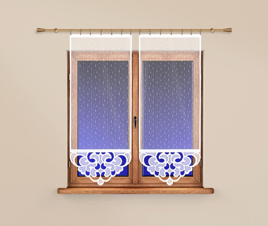 Panel Ażurowy Wycinany Laserowo Z Tkaniny żakardowej 60x150