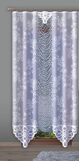 Firanka Makaron Na Okno Balkonowe Tina Szer 180 X 250 Cm