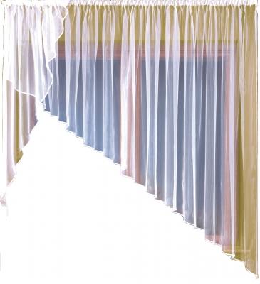 Firany Z Organtyny Gotowe Toledo Wys 180x300 Cm