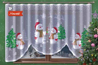 Dekoracje Firany I Obrusy świąteczne Sklep Z Firanami