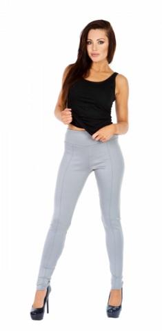spodnie damskie kolor szary