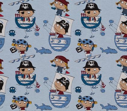tkanina piraci