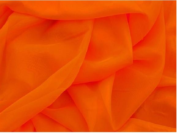 Woal Pomarańczowy Z Metra 300cm Tiul Firany I Gatunek