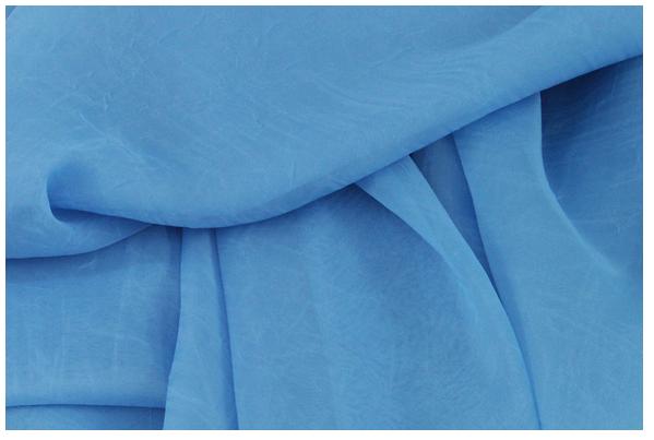 Woal Niebieski Z Metra 300cm Tiul Firany I Gatunek